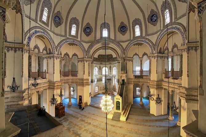 Kirche der Heiligen Sergius und Bacchus (Kücük Ayasofya Camii)
