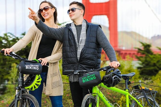 The Highlights of San Francisco Bike Tour