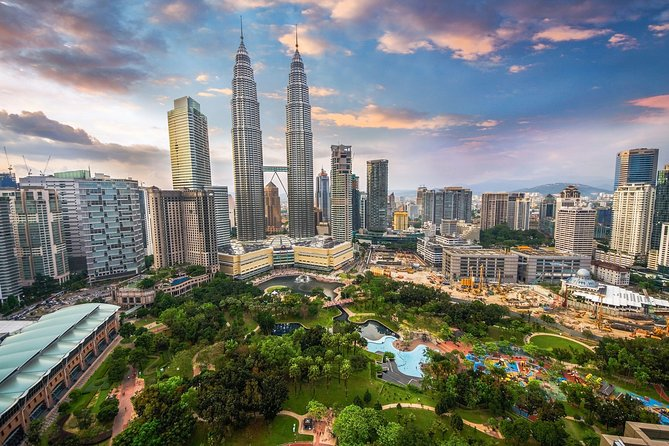 Skip The Line Petronas Twin Towers Admission Ticket with Return Transfer & Lunch
