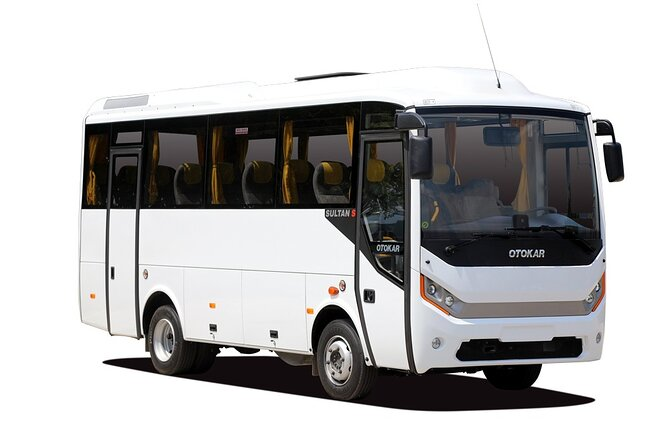 Antalya Airport (AYT) to Denizyaka Transfer - Midibus