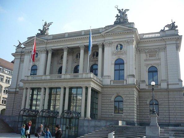 Zurich Opera House (Opernhaus Zürich)