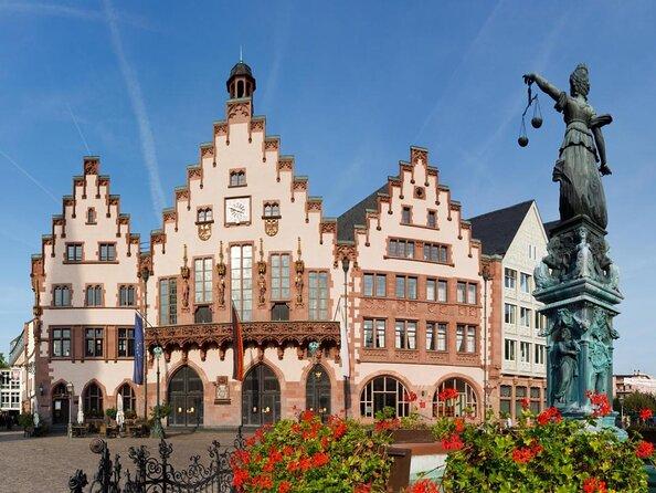 Frankfurt City Hall (Romer)