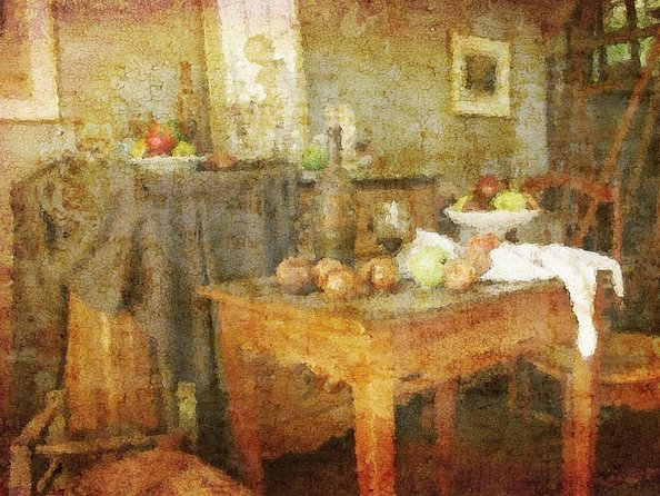 Cézanne's Studio (Atelier Cézanne)