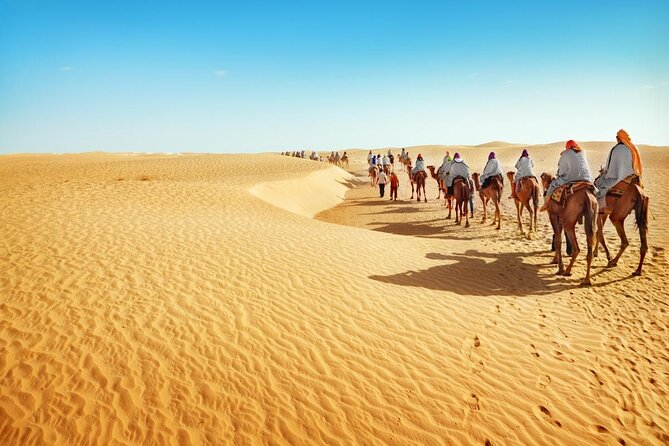 Marruecos Desierto del Sahara