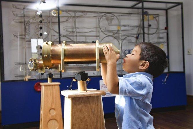 Museo de la Ciencia y el Cosmos (Museo de las Ciencias y el Cosmos)