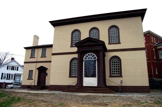 Sito storico nazionale della sinagoga di Touro