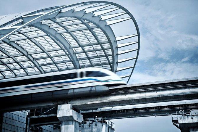 Shanghai Maglev Train (SMT)