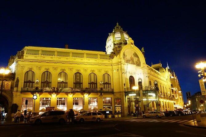 Municipal House (Obecní Dum)