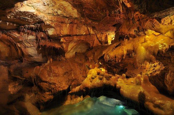 Grotte di Sao Vicente e Centro vulcanico