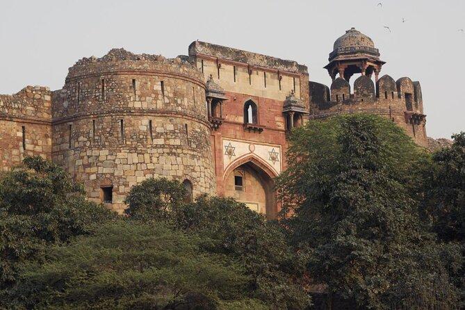 Antigo Forte de Delhi (Purana Qila)