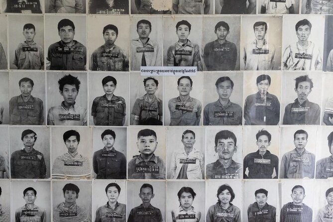 Tuol Sleng Genocide Museum (S-21)