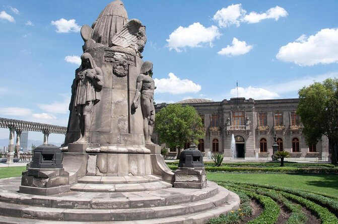 Chapultepec Castle (Castillo de Chapultepec)