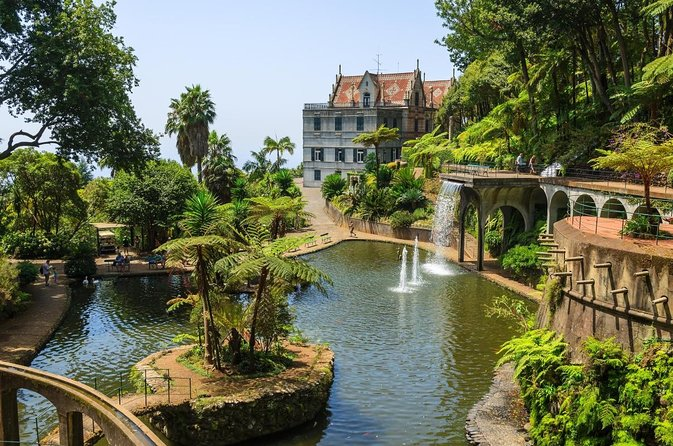 Giardini tropicali di Monte Palace