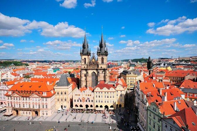 Prague Old Town (Staré Mesto)