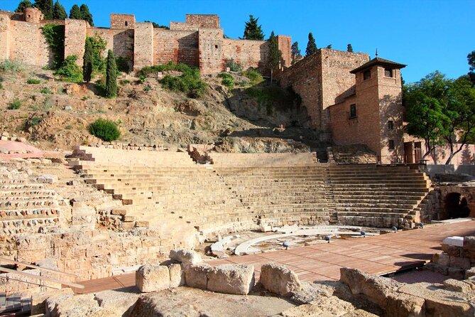 Málaga Roman Theatre (Teatro Romano de Málaga)