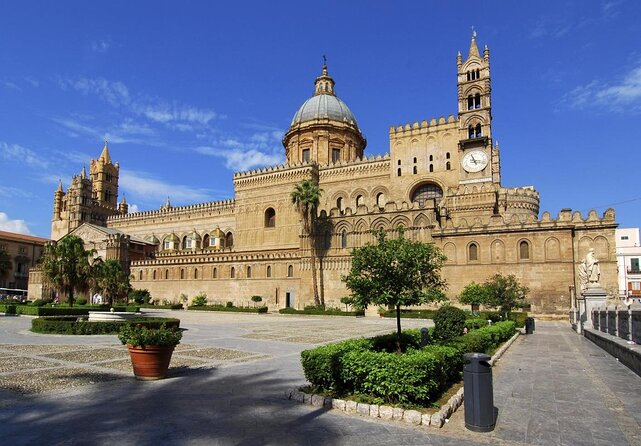 Palermo Cathedral (Cattedrale di Palermo)