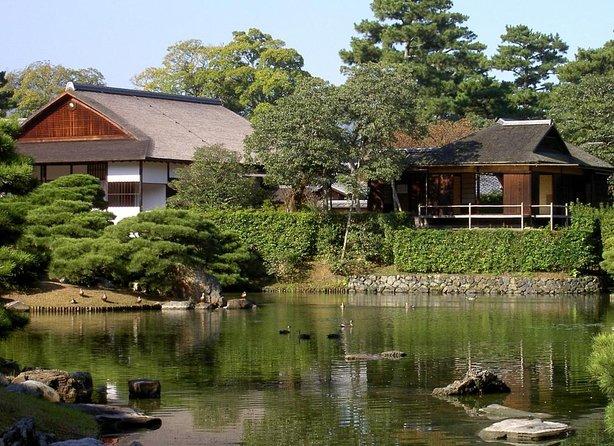 Kaiserliche Villa Katsura (Katsura Rikyu)