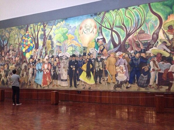 Diego Rivera Mural Museum (Museo Mural Diego Rivera)