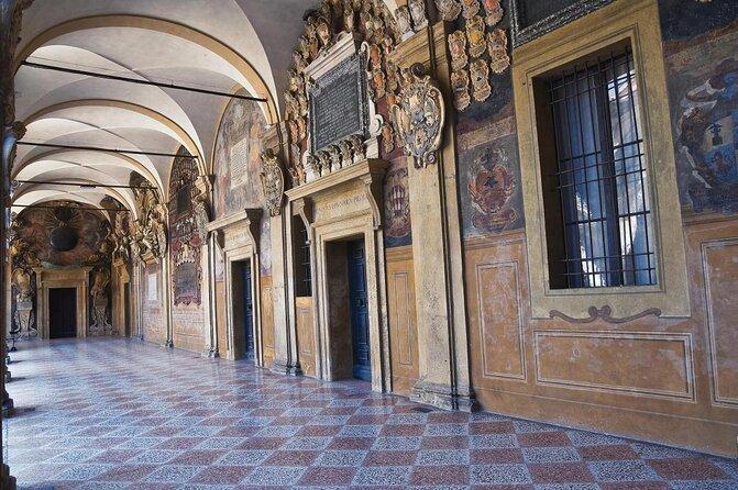 Anatomical Theatre of the Archiginnasio (Teatro Anatomico dell'Archiginnasio)