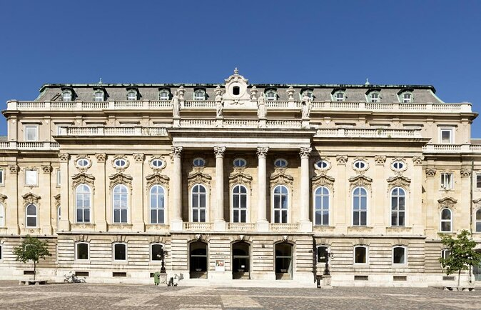 Galería Nacional de Hungría (Magyar Nemzeti Galéria)