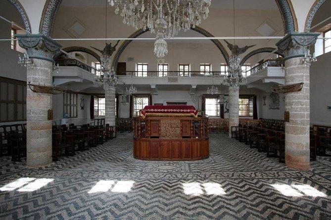 Kahal Shalom Synagogue and Rhodes Jewish Museum