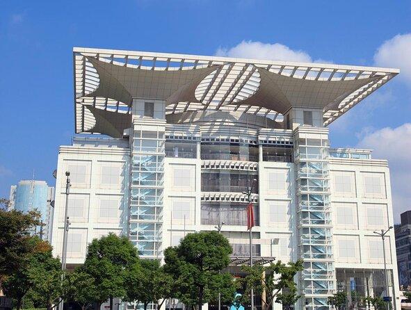 Salão de Exposições de Planejamento Urbano de Xangai (Shanghai Chengshi Guihua Zhanshi Guan)