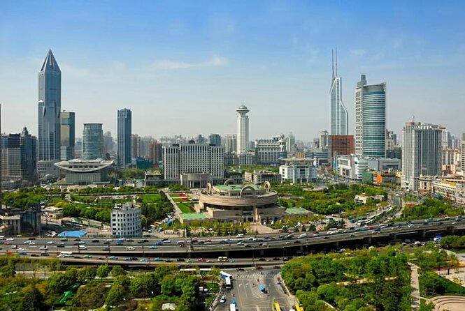 Praça do Povo (Renmin Guangchang)
