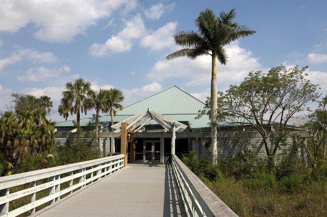 Ernest F. Coe Besucherzentrum