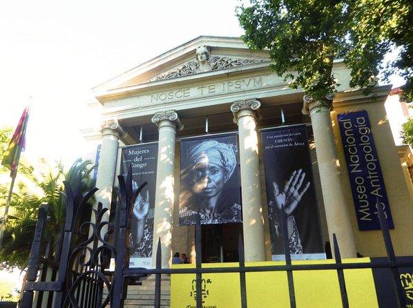 National Museum of Anthropology (Museo Nacional de Antropologia)