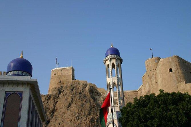 Al Mirani Fort