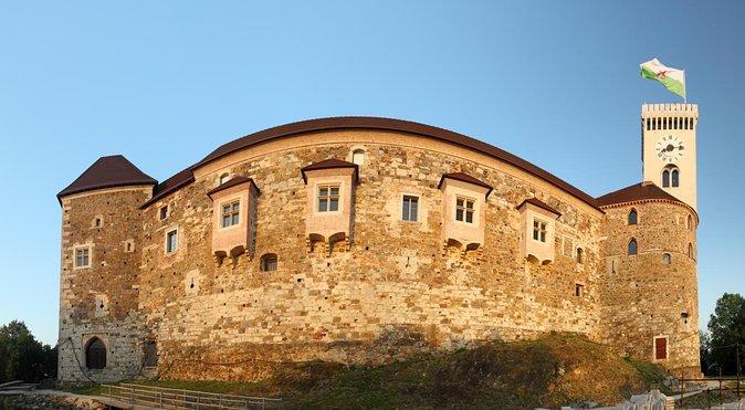 Ljubljana Castle (Ljubljanski Grad)