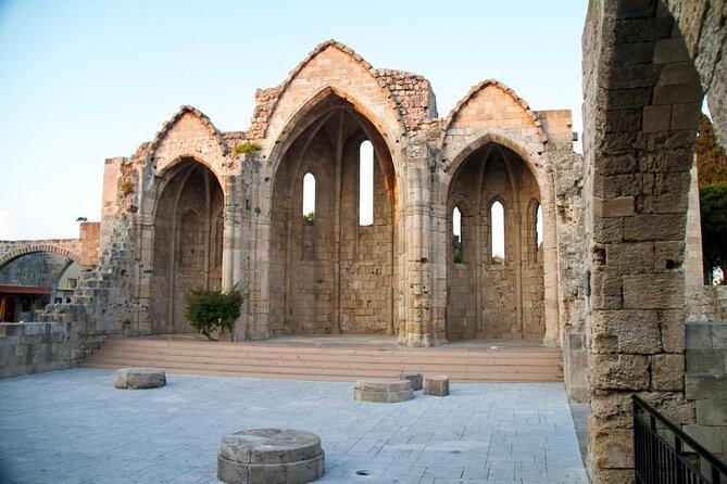 Mittelalterliche Stadt Rhodos