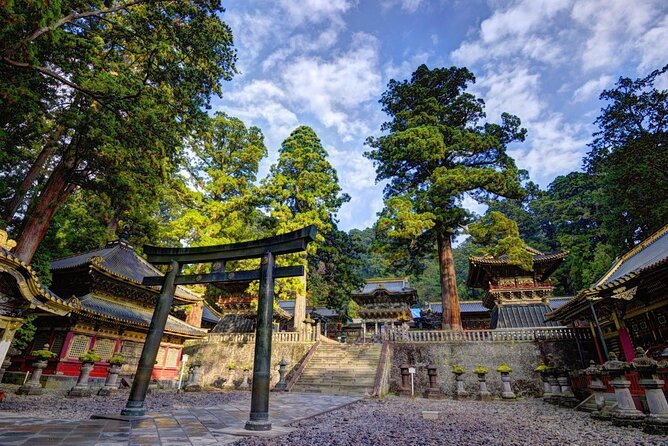 Toshogu Shrine (Nikko Toshogu)