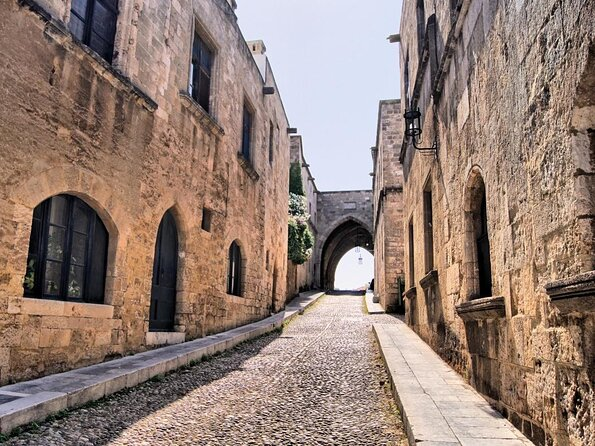 Street of the Knights (Odos Ippoton)