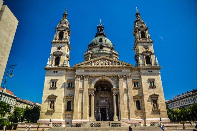 Basílica de Santo Estêvão (Szent István Bazilika)