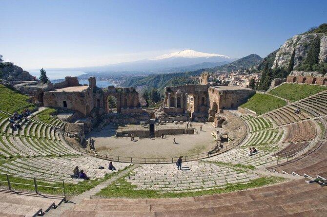 Taormina Greek Theatre (Teatro Greco)