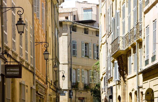 Aix-en-Provence Old Town (Vieil Aix)