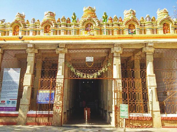 Bull Temple (Tempio Nandi)