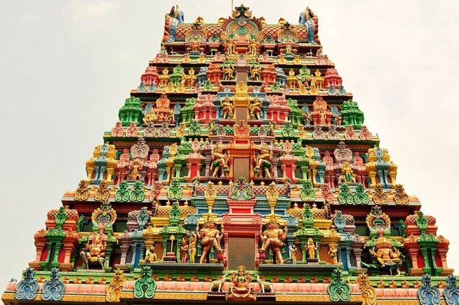 Chettiar Temple (Sri Thendayuthapani Temple)