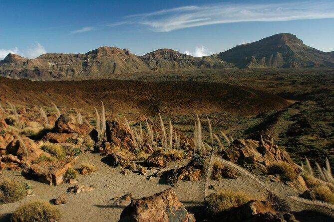 Parque Nacional de Teide (Parque Nacional del Teide)
