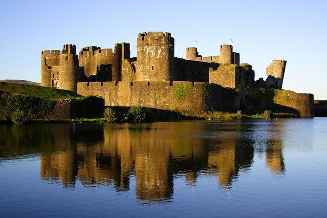 Caerphilly Castle (Castell Caerffili)