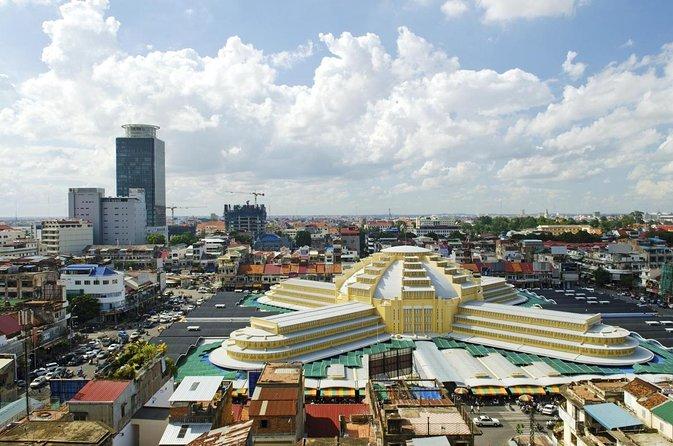 Phnom Penh Central Market (Phsar Thmey)
