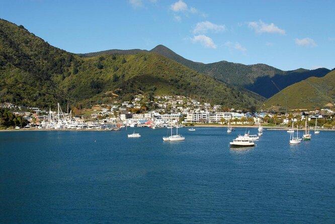 Port Marlborough (puerto de cruceros de Picton)