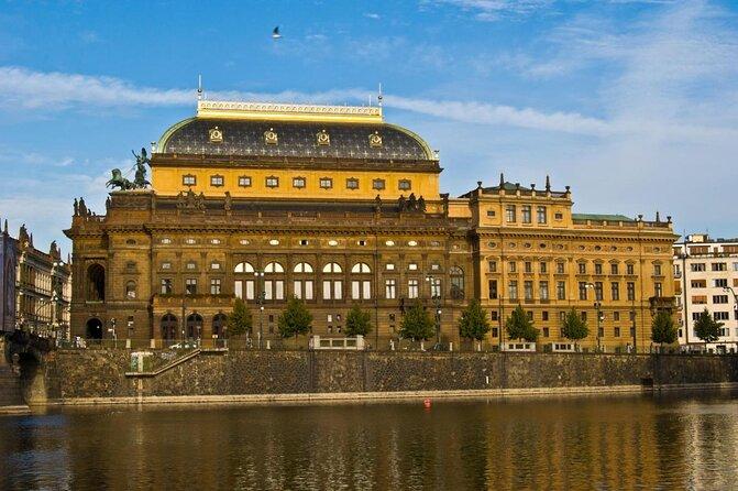 Prague National Theatre (Národní Divadlo)