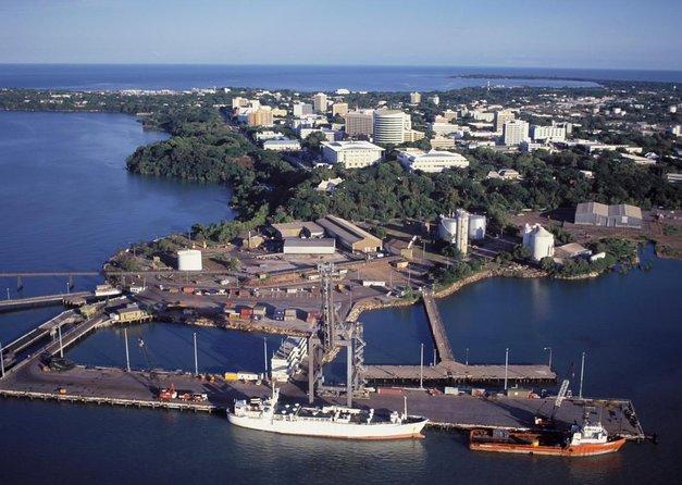 Darwin Cruise Port