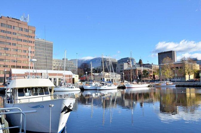 Macquarie Wharf Cruise Ship Terminal (Hobart Cruise Port)