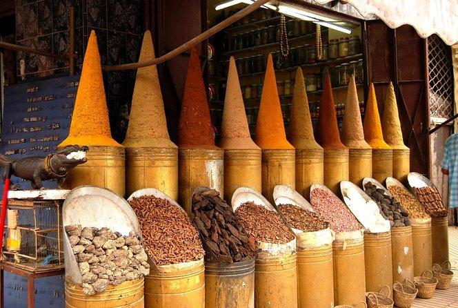 Casablanca Central Market (Marché Central de Casablanca)