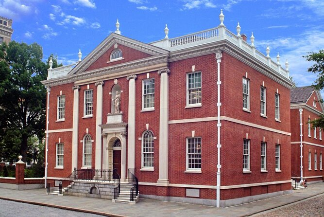 Library Hall (American Philosophical Society Museum)