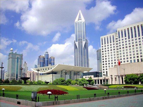 Shanghai Grand Theatre (Shanghai Da Juyuan)