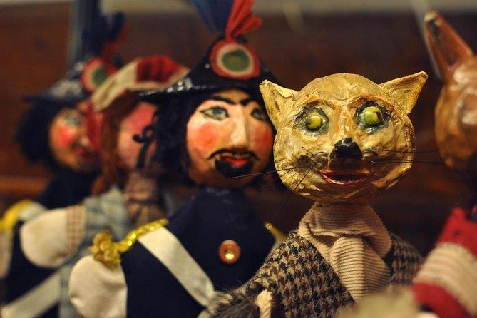 Opera Dei Pupi (Rod Marionette Theatre)